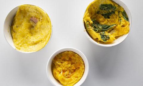 Huevos fáciles para el desayuno