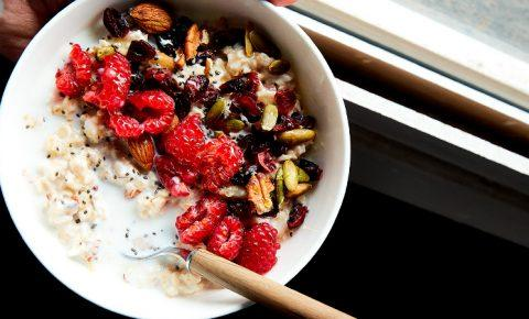 Bircher para el desayuno
