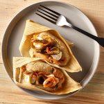 Tamales de rajas