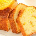 Masa para pastel de naranja