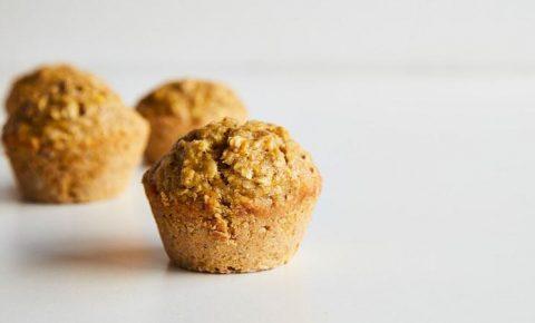 Muffins de Plátano (sin desperdicio)