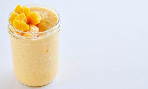 Smoothie de Mango y Durazno