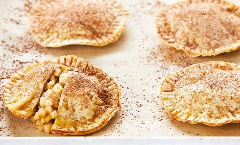 Empanadas Fáciles de Manzana