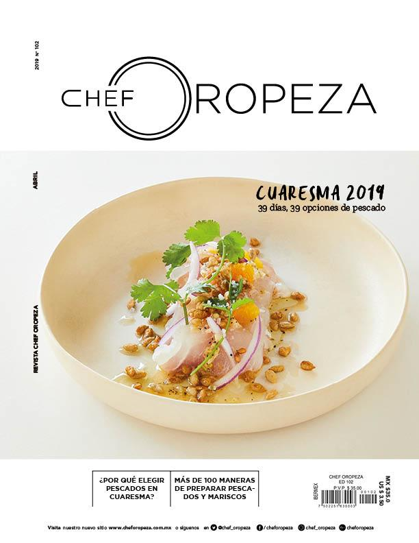 Revista Chef Oropeza Abril 2019