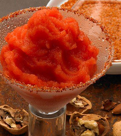 Chamoyada de Mango con Piña