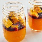 Gelatina de Mango con Chamoy Casero