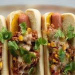 Hot Dogs Gratinados con Chilli