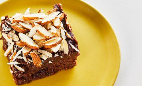 Brownies Alternativos, Bajos en Grasa y Sin Harina