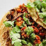 Tacos Campechanos Vegetarianos