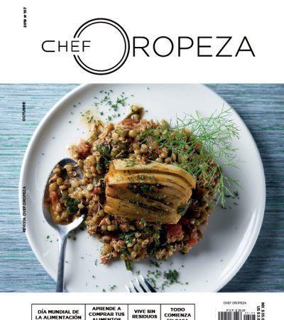 Revista Chef Oropeza Octubre 2019