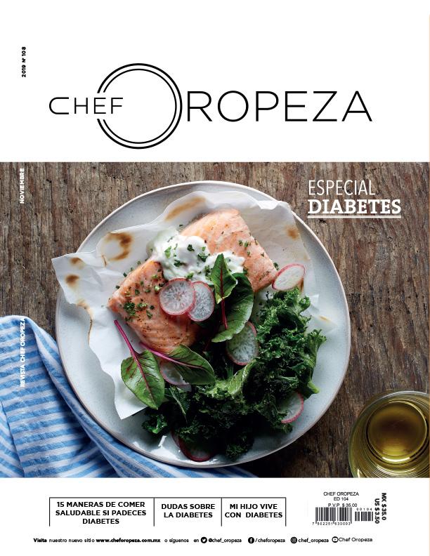 Revista Chef Oropeza Noviembre 2019