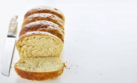 Pan brioche de leguminosas