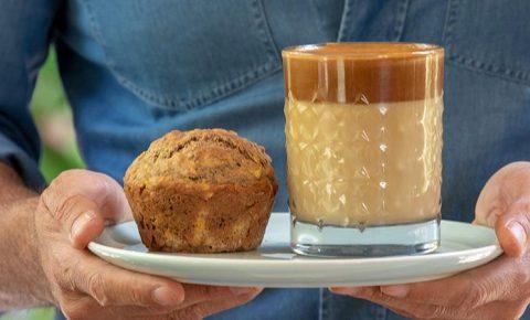 Muffins de Plátano sin Azúcar Añadida
