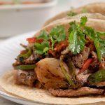 Tacos De Bistec a la Cerveza