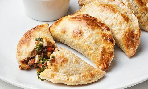 Empanadas argentinas vegetarianas